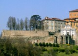 The Walls of Bergamo, Lombardy